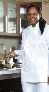 Ladies Chef Coat